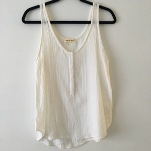 Cloth and Stone cotton tank